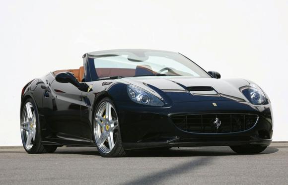 Ferrari California от Novitec Rosso