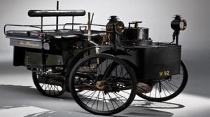 Старейший автомобиль в мире будет продан с аукциона