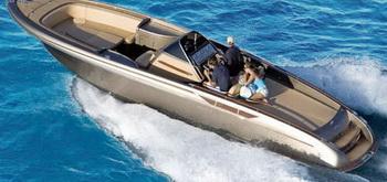 Модели лодок и катеров класса люкс от Gia Nhien