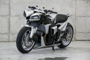 Мотоцикл Yamaha FZR Compressor можно приобрести за 59 тысяч долларов