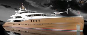 Мега-яхта Brazen Sea: по волнам будущего