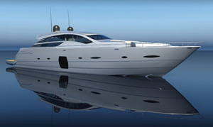 Яхта Pershing 80' - роскошная новинка