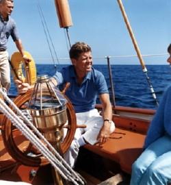 Президентская яхта Джона Кеннеди выставлена на продажу