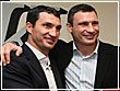 Братья Кличко: не просто фамилия, а бренд