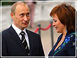 Людмила Путина: подвиг жены разведчика
