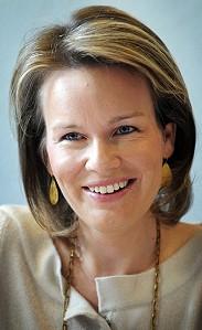 Бельгийская принцесса Матильда дала свое имя часам