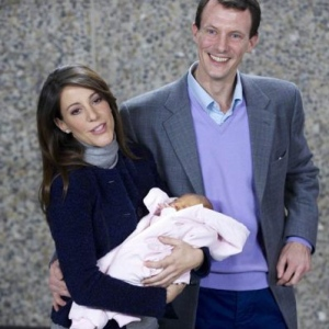Датская принцесса Мари и принц Йоаким стали родителями
