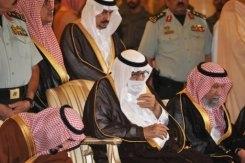 Похороны наследного принца Саудовской Аравии