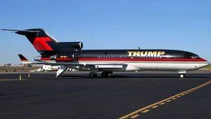Дональд Трамп: его самолет стоит 100 миллионов долларов