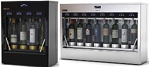 Новая система хранения вина от Enomatic