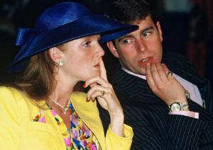 Сара Фергюсон и принц Эндрю: дубль два?