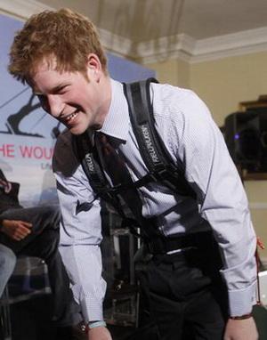 Принц Гарри организует экспедицию на Северный полюс