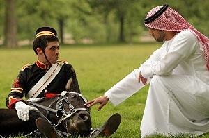 Арабский шейх купил британскую конницу