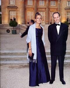 Французский принц стал отцом