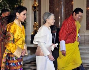 Королева Бутана Джецун – новая икона стиля на Востоке