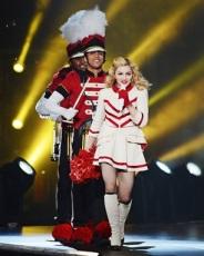 Мадонна стала самой успешной знаменитостью по версии Forbes