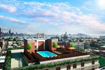 Квартиры с шикарным видом на Нью-Йорк будут проданы на аукционе