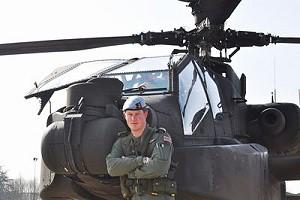 Принц Гарри получил звание капитана ВВС