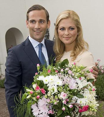 Принцесса Швеции Мадлен расторгла помолвку