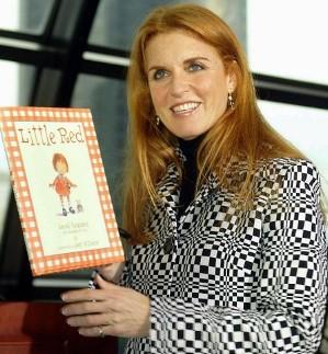 Герцогиня Йоркская продает права на свои книги