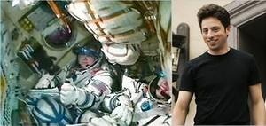 Один из основателей Google отправится в космос