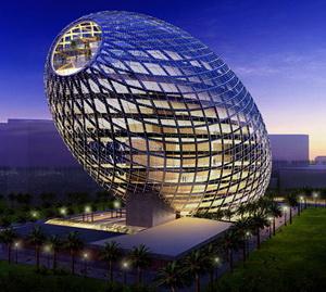 Архитектурные решения в стиле хай-тек