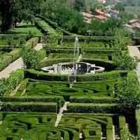 Итальянский сад: сложный рельеф