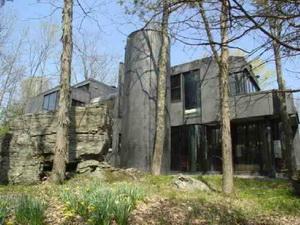 Усадьба дня: резиновый дом актёра Уильяма Дэфо