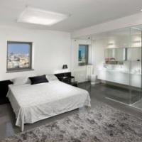 Спальня, совмещенная с ванной: отличная комбинация или рискованный дизайн