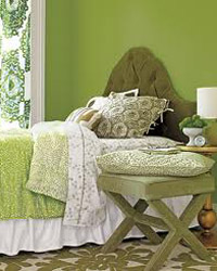 Цветовое оформление спальни: хотите спать лучше?