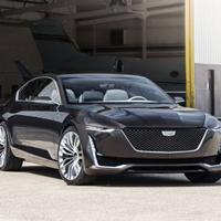 Cadillac Escala Concept 2016: неожиданное решение