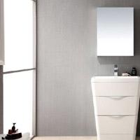 Пластиковые комоды для ванных комнат: комфорт и стильность интерьера