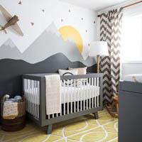 Дизайн современной детской комнаты: старые правила и новые тенденции