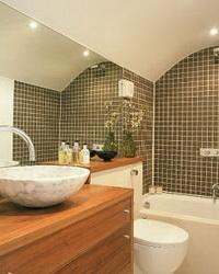 Дизайн маленькой ванной комнаты: уют на небольшой площади