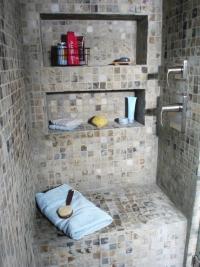 Ваша ванная комната: создайте умиротворение с помощью натуральных материалов