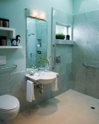 Удобная ванная комната