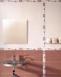 Дизайн плитки в ванной - немаловажная деталь