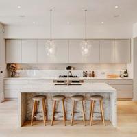 Кухонное пространство: отгораживать или открывать?