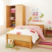 Дизайн маленькой комнаты для девочки – детский будуар