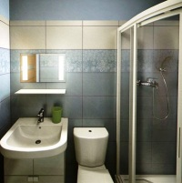 Дизайн маленькой ванной комнаты – уютно и со вкусом