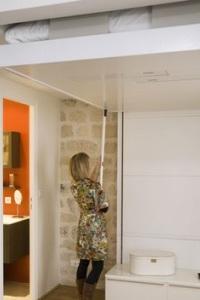 способы сэкономить место в маленькой комнате