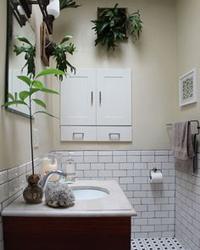 Каким должно быть освещение ванной комнаты для идеального макияжа