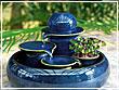 Настольные фонтаны: маленькие копии большого стиля