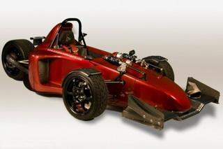 Компания Scorpion Customs выпустила трехколесный мотоцикл в стиле Формулы-1