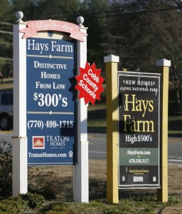 Цены на недвижимость в Атланте снижены почти на 40%