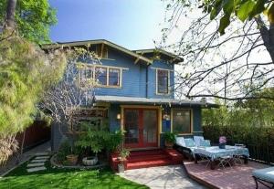 Мария Белло продала дом в Калифорнии