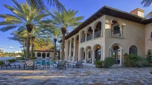 Билли Джоэл продает особняк во Флориде