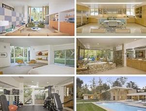 Дэвид С. Бонетт продает современный особняк на Holmby Hills