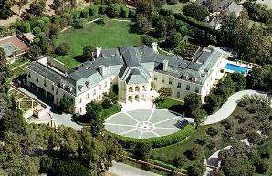 Вдова Аарона Спеллинга выставила на продажу особняк в Лос-Анджелесе за 150 миллионов долларов