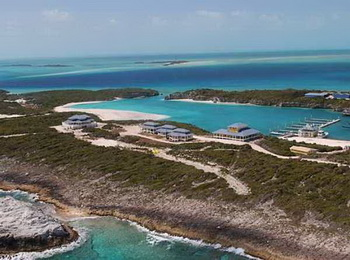 На Багамах продается остров за $110 млн.